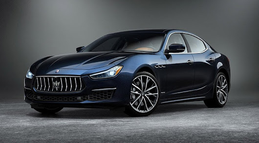 Maserati Introduced Limited Edition Ghibli, Levante and Quattroporte - Motoraty
