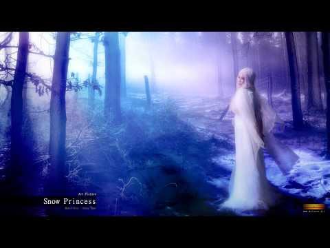 Bộ ảnh huyền thoại Công Chúa Tuyết Hoàng Ngọc   Snow Princess Magic Art
