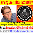 554: Turning Great Ideas into Reality with Karl Sakas Founder and Owner of Sakas and Company - The Entrepreneur Way