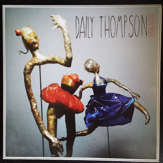 Boring Nation, by Daily Thompson