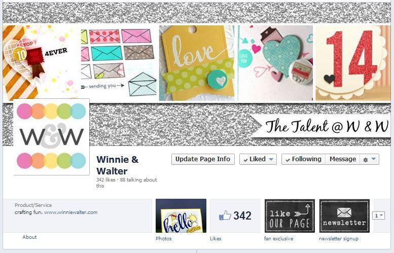 w&w facebook status 3-8-14