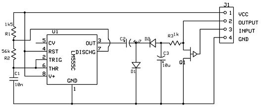 electr u00f3nica  diagramas de un circuito inversor de voltaje reproductores mp3 lcd con un resultado