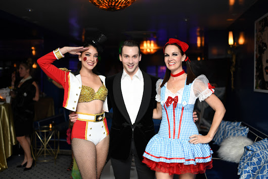 Houston's Hollywood Halloween Party Brings Major Star Power: The Movie Bombshells Are Invading! - PaperCity Magazine
