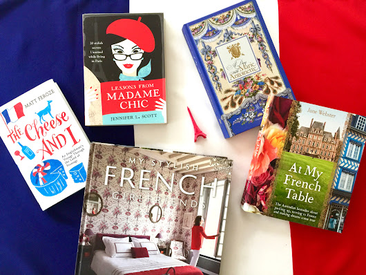 Great Books About France - Read Me