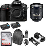 """""""Nikon D810 DSLR Camera with 24-120mm Lens Package USA"""""""