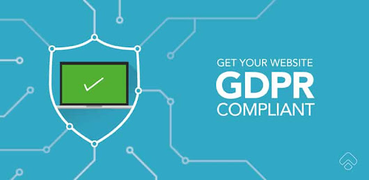 Three key areas for a GDPR compliant website - TipTop Media