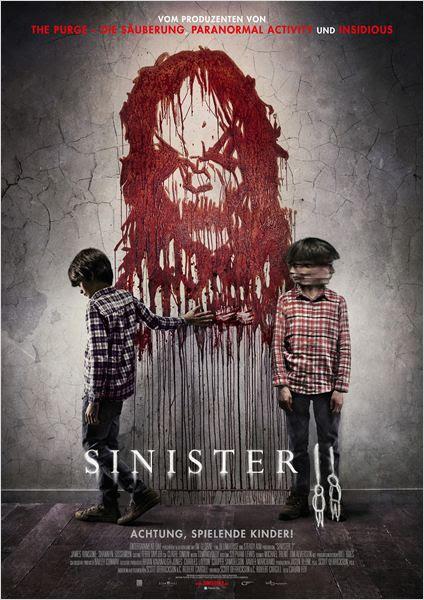 Sinister 2 : Kinoposter