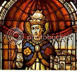 IMG ST. CELESTINE Peter, Pope