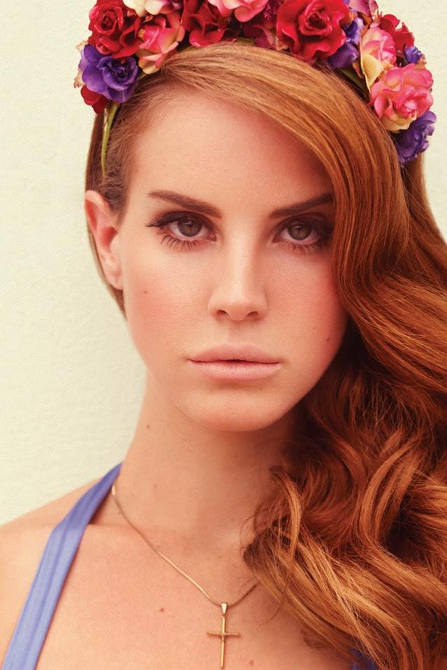 Music - Lana Del Rey - iPad iPhone HD Wallpaper Free