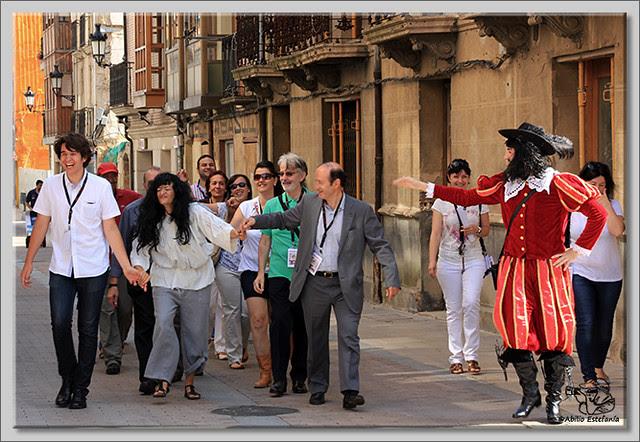 6 Visitas teetralizadas Briviesca