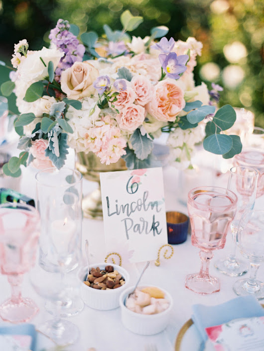 BLUSH AND LILAC WEDDING PERFECTION | It Girl Weddings