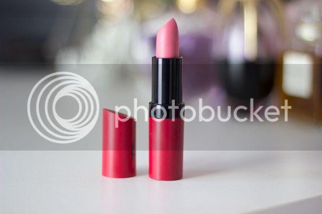 rimmel kate moss lipstick 101 pale pink matte