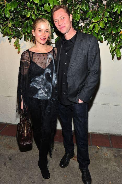Christina Applegate marries Martyn LeNoble in intimate LA