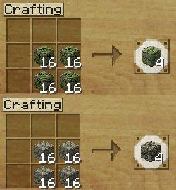 1.4.7 Stone Brick Recipe Download   Planeta Minecraft