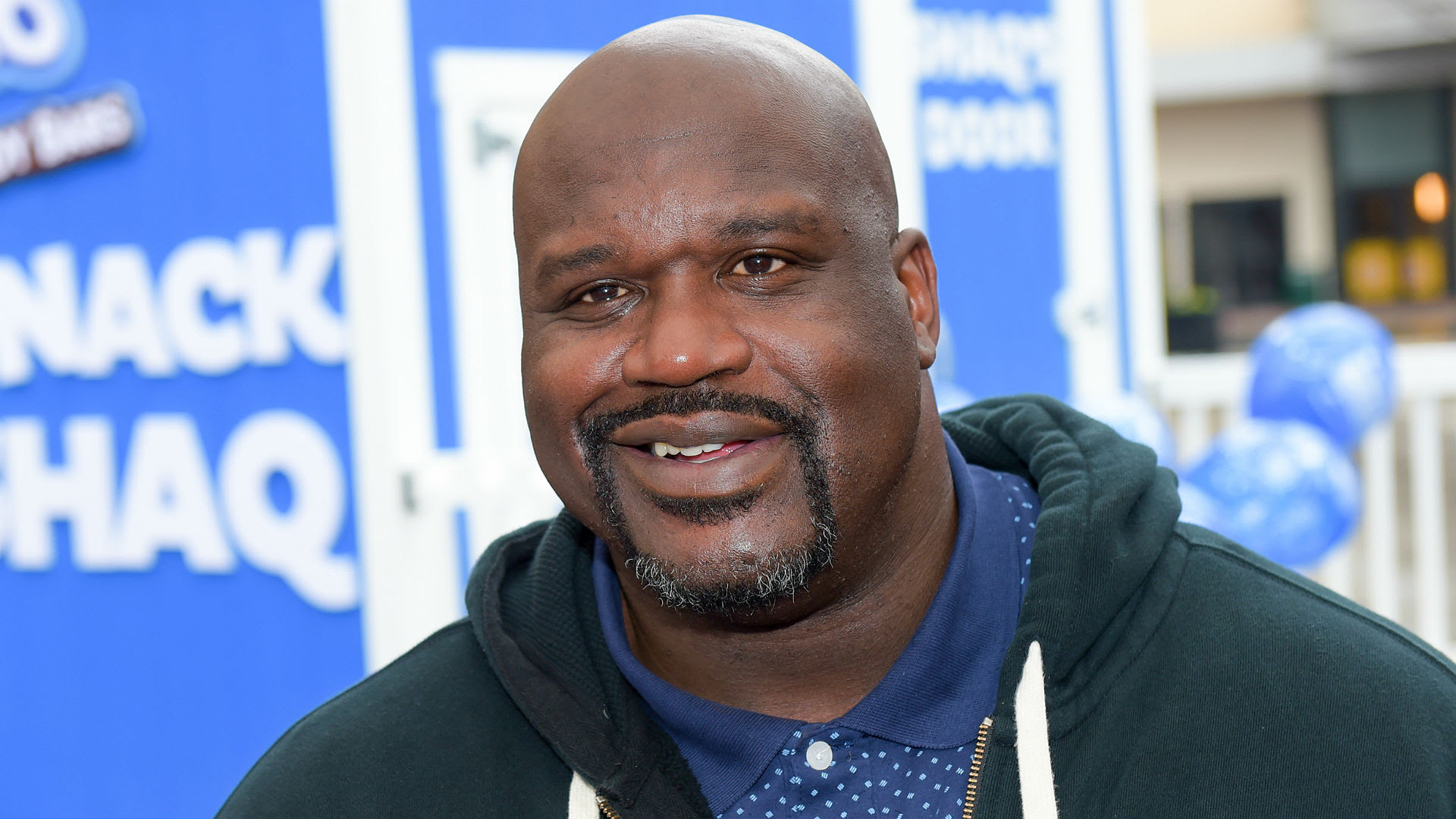 Shaquille O'Neal gets sent through two tables in 'AEW Dynamite' tag team match