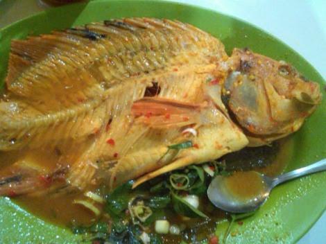 Gule Kepala Ikan