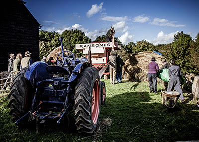 Harvest Festival - Chiltern Open Air Museum