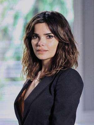 A atriz Vanessa Giácomo Foto: TV Globo / Divulgação