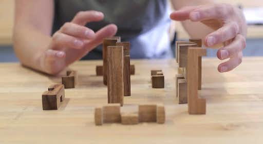What Designers Can Learn From Wooden Block Puzzles