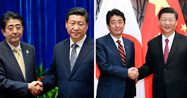 Seeing U.S. in Retreat Under Trump, Japan and China Move to Mend Ties