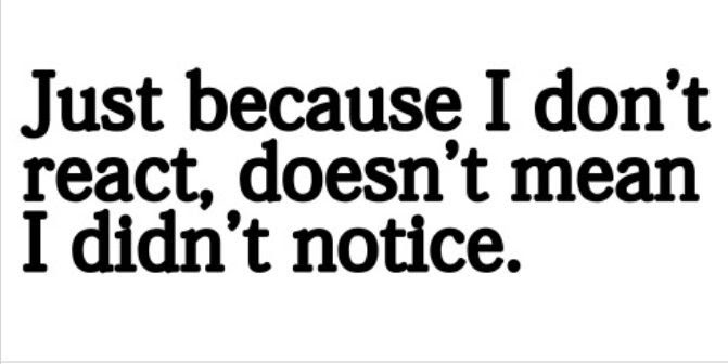 Quotes About Notice Me 101 Quotes