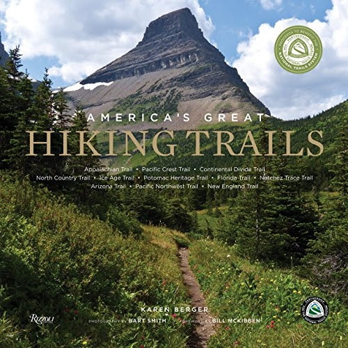 America's Great Hiking Trails is a Foreword Reviews' 2014 INDIEFAB Book of the Year Award Winner