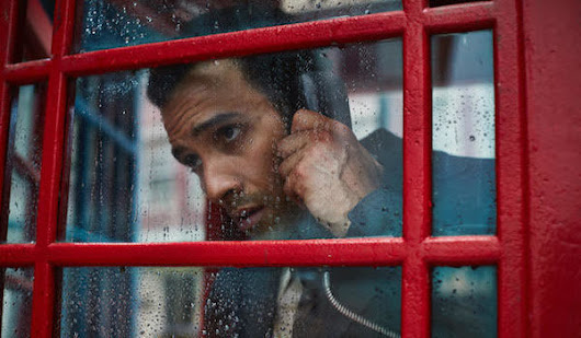 "THE ANGEL (2018) Movie Trailer: Marwan Kenzari Portrays ""The Egyptian Spy Who Saved Israel"" 