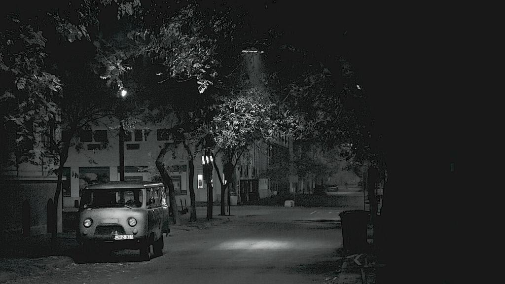 Emty street II by Jocologick