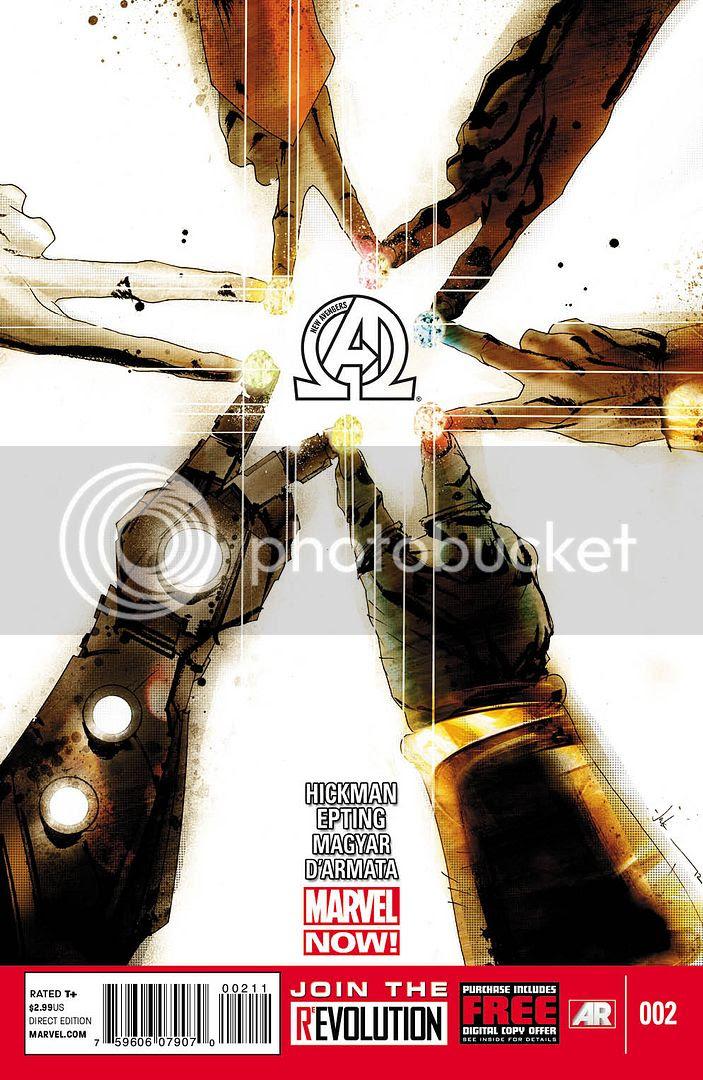 Omega Avengers