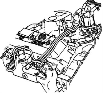 Wiring Diagram: 28 Chevy 235 Firing Order Diagram