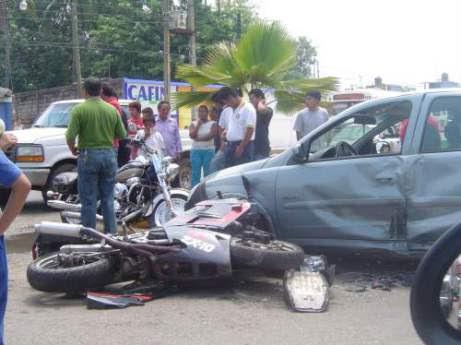 Reportan 13 muertes por accidentes durante festividades de fin de año