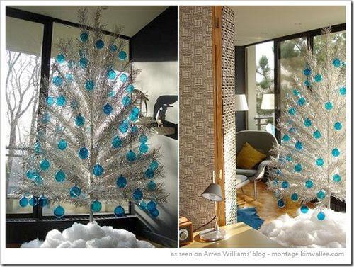 LotusHaus: Retro Christmas Decor Ideas