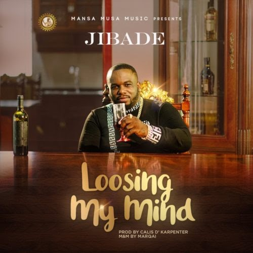 "[Audio + Video] Jibade – ""Loosing My Mind"""