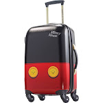 """American Tourister - Disney 21"""" Spinner - Mickey mouse pants"""