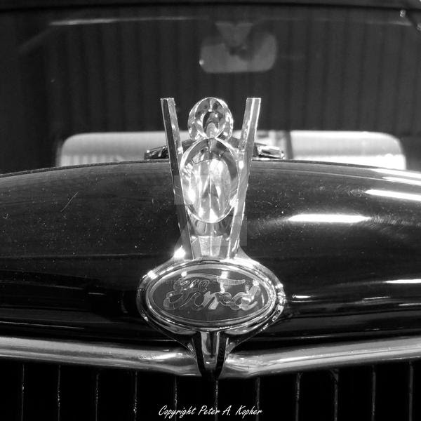 Ford V8 by peterkopher