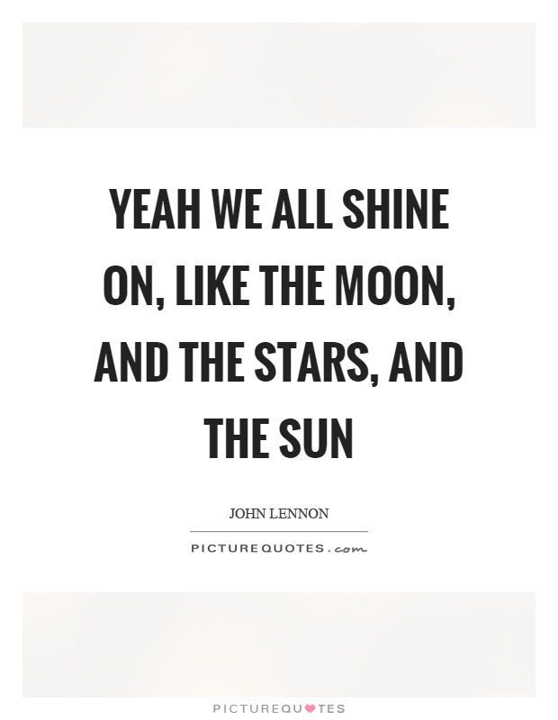 Sun And Moon Quotes Sayings Sun And Moon Picture Quotes