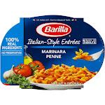 Barilla Italian-Style Entrees Penne, Marinara - 9 oz