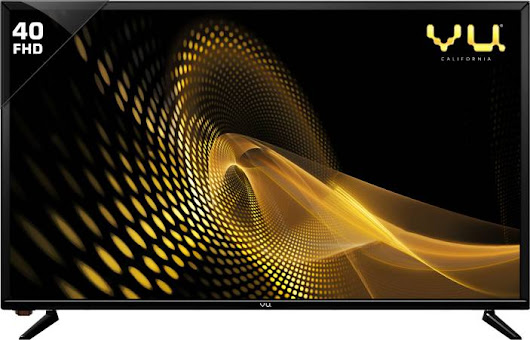 Vu 102cm (40 inch) Full HD LED TV Online at best Prices In India