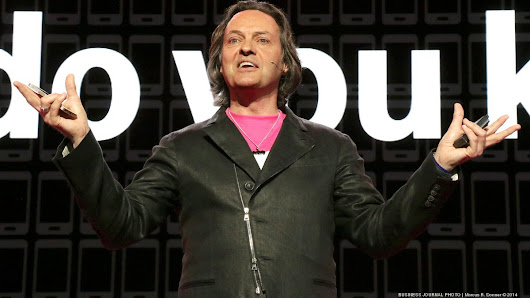 When $15B is not enough: T-Mobile snubs Iliad's offer - Dallas Business Journal
