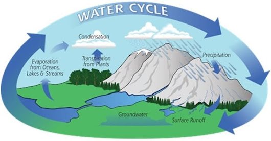 HYDROLOGICAL CYCLE - PROCESS AND COMPONENTS