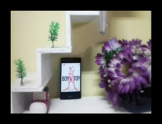 [Book Review] Boy Toy by AliaZalea