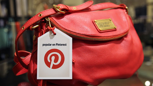 Pinterest focus of retailers' latest advertising push