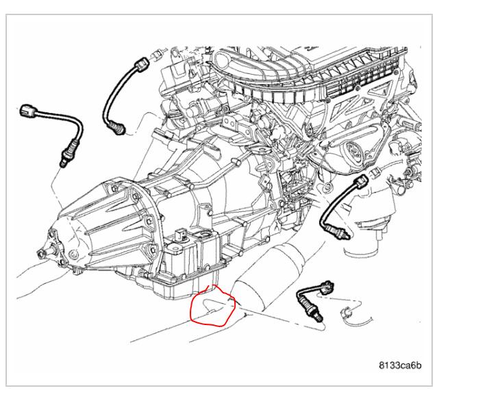 2007 Chrysler 300 Engine Diagram