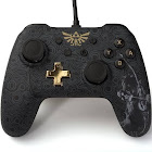 Nintendo Switch Zelda Breath of the Wild Video Game Controller - Black