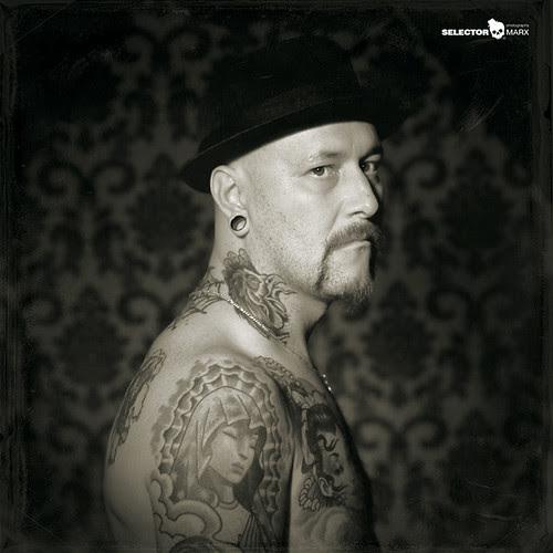 *[XII BCN International Tattoo Expo: Mi Vida Loca] by * selector marx