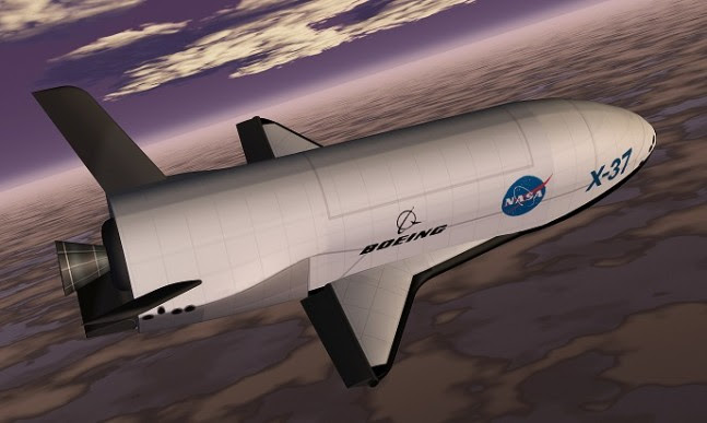 The U.S. military's X-37B spaceplane is set to land after record-setting 22-month mission. Image Credit: Boeing