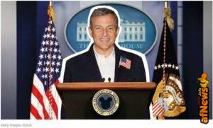 Topolino vuol fare il Presidente USA!?