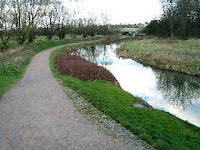 a section of the existing Roding Valley Way