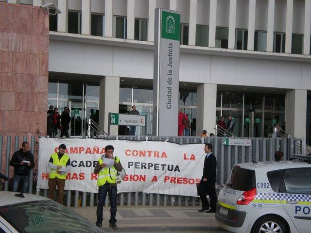 Ciudad de la Justicia (Málaga) 16/02/09