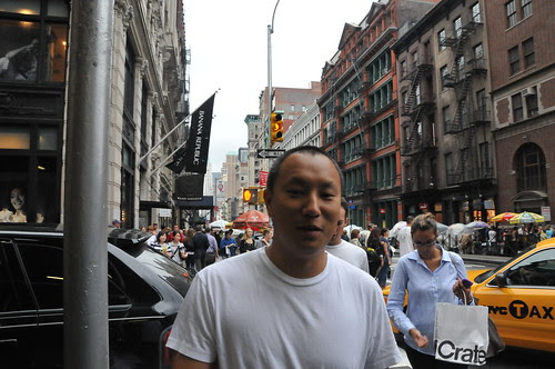 Dinh in NYC